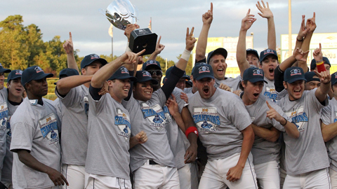 The BlueClaws have won three Sally League titles in five years.