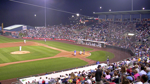 Eastwood Park, home of the Mahoning Valley Scrappers, will host the 2012 NYPL All-Star Game.