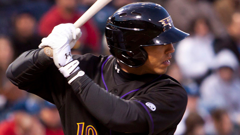 Neftali Soto leads Louisville with eight homers, 31 RBIs and 25 runs scored.
