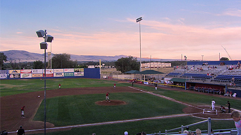 Yakima County Stadium will host the Bears until the 2012 playoffs end.