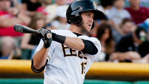 Matt Long batted .382 with two homers and nine RBIs in his final 10 games.